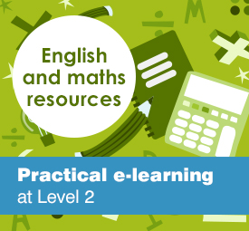 English and maths resources